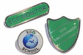 School Eco Badges